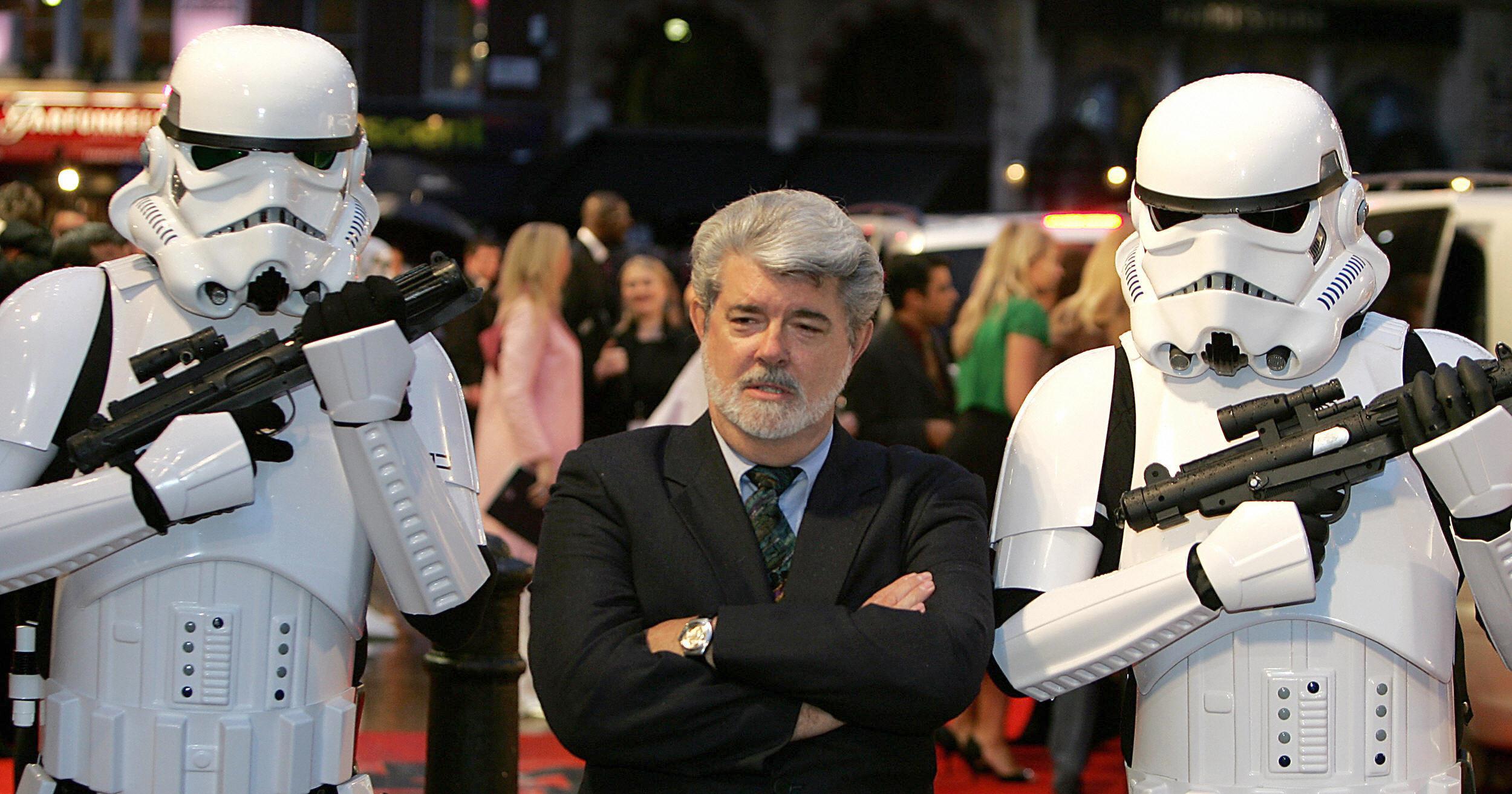 George Lucas Ccfdbcdbbdeafcb